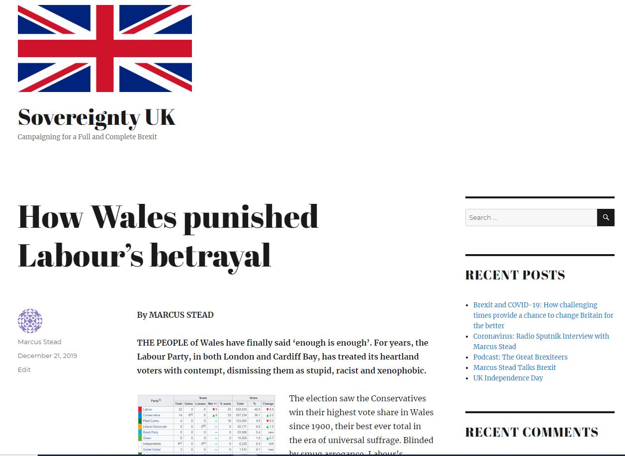 Sovereignty UK